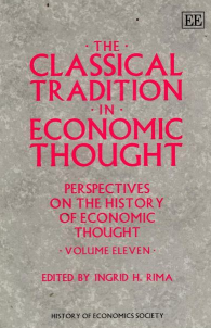 rima-classical tradition in econ thought, vol.XI 95